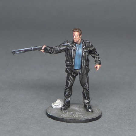Resin miniatures