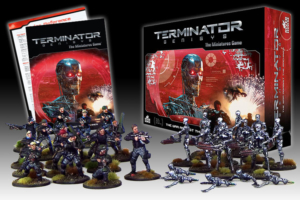 Terminator Genisys The Miniatures Game by River Horse
