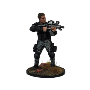 Kyle Reese (Resin) for Terminator Genisys the Miniatures Game by River Horse