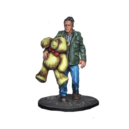 Pops with bear 2017 from Terminator Genisys the Miniatures Game by River Horse