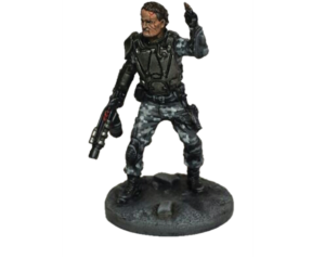 John Connor for Terminator Genisys the Miniatures Game by River Horse