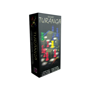 Turanga an expansion for Shuuro by River Horse Games