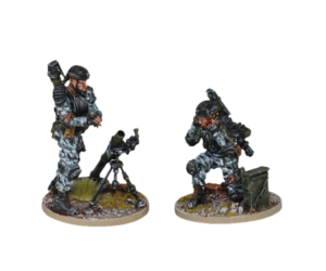 Terminator Genisys - Mortar Team