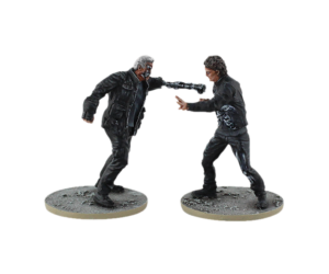 Duel for Terminator Genisys the Miniatures Game by River Horse