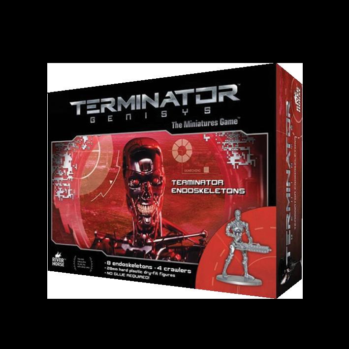 Terminator Genisys - Endo Box Set