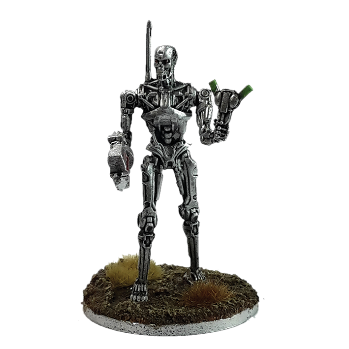 Endo Commander for Terminator Genisys the Miniatures Game by River Horse