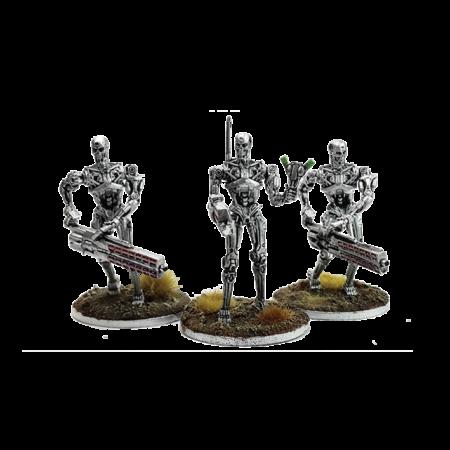Terminator Genisys - Commander / Heavy Plasma Riffle