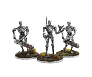 Terminator Genisys - Command Collectors