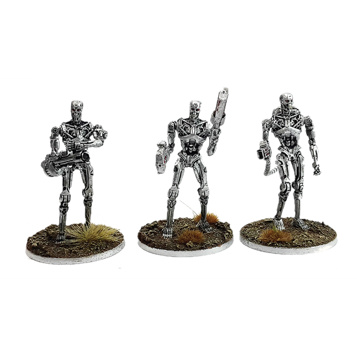 Command Collectors for Terminator Genisys the Miniatures Game by River Horse