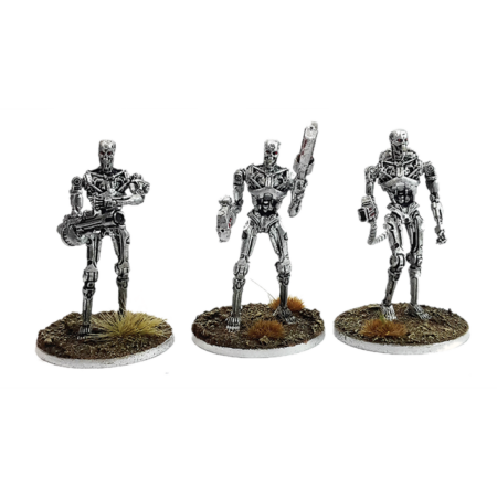 'Specialist' Endo Pack for Terminator Genisys the Miniatures Game by River Horse