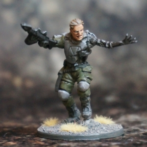 Painting Competition - David Maltman for Terminator Genisys The Miniatures Game by River Horse