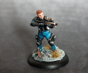 Painting Competition -Edouard Foraz for Terminator Genisys The Miniatures Game by River Horse
