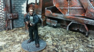 Painting Competition - John Batchelor for Terminator Genisys The Miniatures Game by River Horse