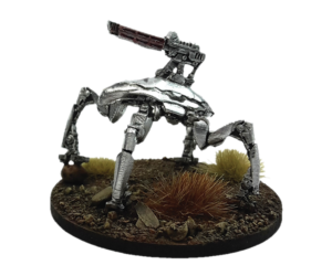 Spiderdog from Terminator Genisys the Miniatures Game by River Horse