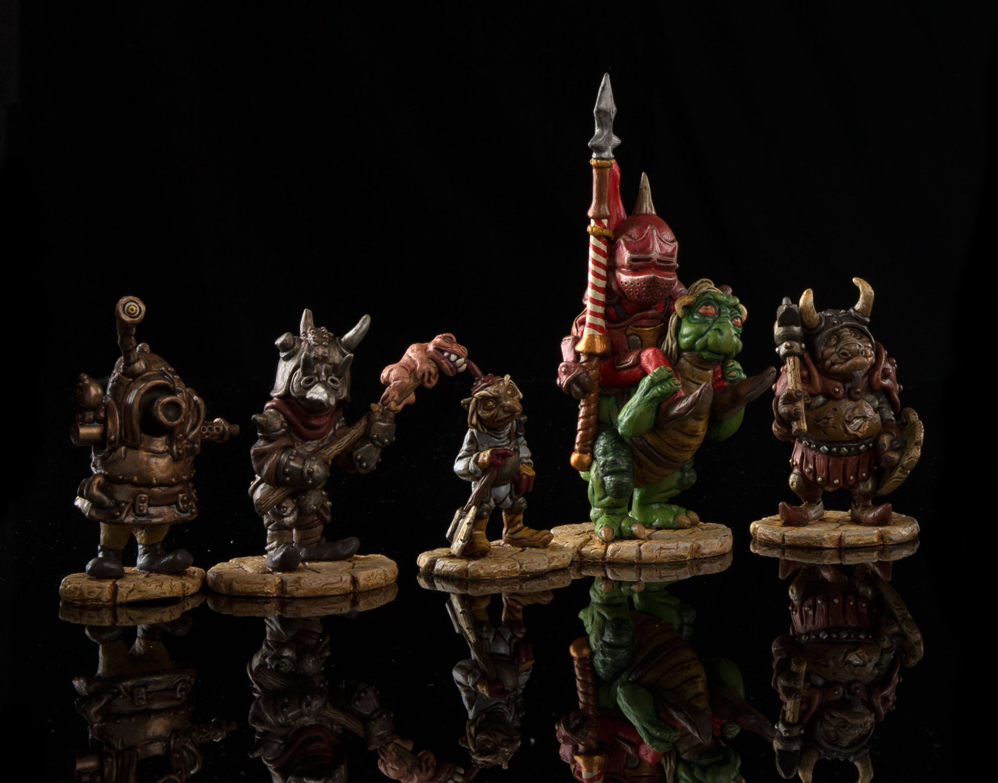 Goblins! Painted Examples