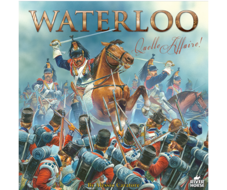 Waterloo Quelle Affaire by River Horse
