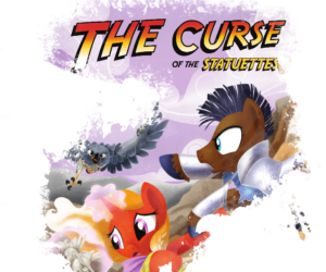 Curse of the Statuettes - Preview