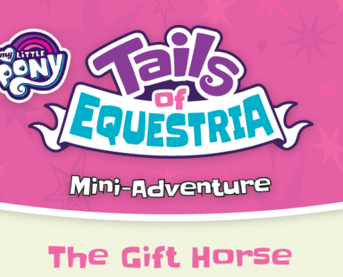Gift Horse mini-adventure header