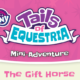 Gift Horse mini-adventure header for Tails of Equestria by River Horse