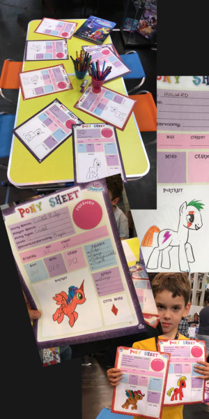 UK Games Expo 2017 with Tails of Equestria by River Horse