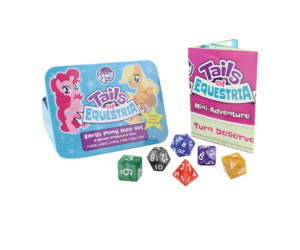 MLP:ToE - Earth Pony Dice set