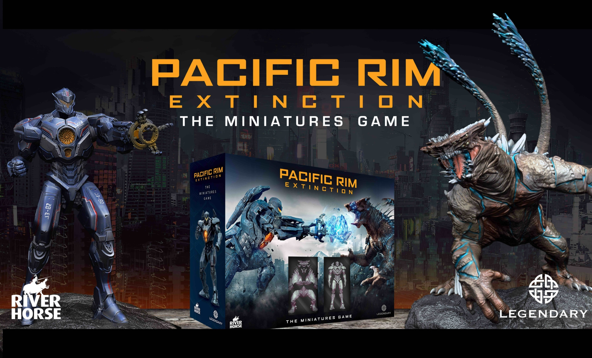 Pacific Rim: Extinction Overview image, now available for late pledge
