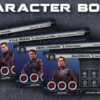 Terminator Genisys: Rise of the Resistance - Character Boards