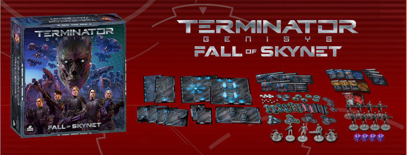 Terminator Genisys - Fall of Skynet by River Horse