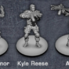Terminator Genisys: Rise of the Resistance - Hero Figures