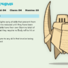Judge Not by the Cover - Origami Knight Preview