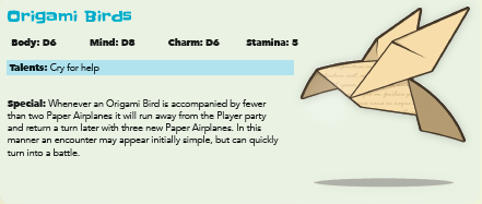 Judge Not by the Cover - Origami Birds Preview for Tails of Equestria by River Horse