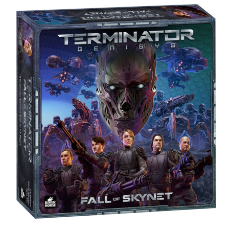 Terminator Genisys: Fall of Skynet by River Horse