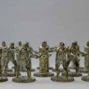 Highlander: The Board Game - Unpainted Osta Vasilek