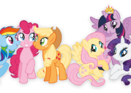 My Little Pony - New Character Sheets