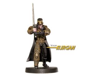Highlander: The Board Game - The Kurgan