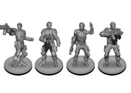 Terminator Genisys: Rise of the Resistance - Hero Team