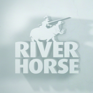 River Horse Logo - Inspired by The Capitol from The Hunger Games: Mockingjay - The Board Game by River Horse