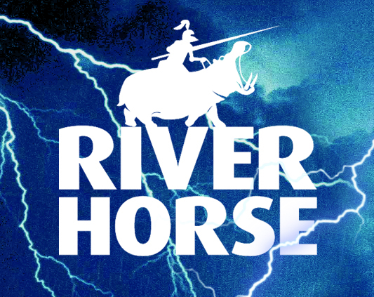 River Horse - Highlander The Board Game inspired logo