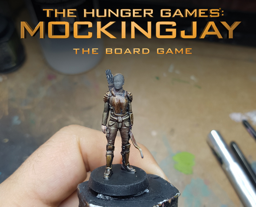 Katniss Work in Progress