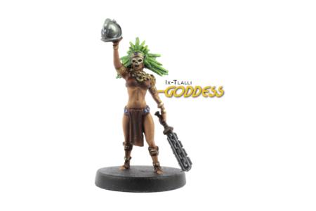 Highlander Ix-Tlalli