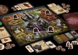 Dark Crystal Board Game Contents