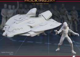Mutt / Hovercraft Render