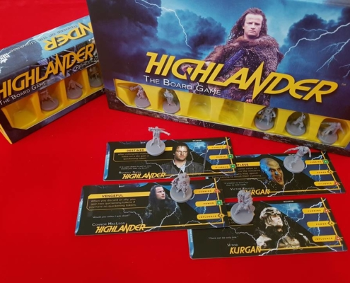 MonkeysWithFire Photo of Highlander the Board Game by River Horse