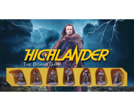 Highlander The Board Game by River Horse