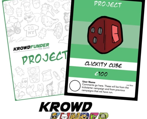 Project - Clickity Cube