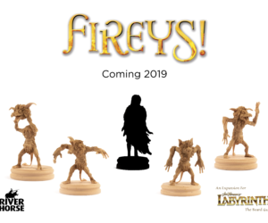 Fireys! Mini Reveal