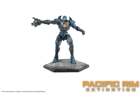 Gypsy Avenger for Pacific Rim: Extinction by River Horse