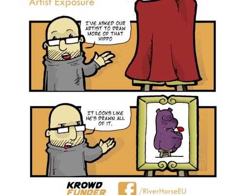 #2 - Artist Exposed