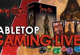 Monkeys with Fire Frazetta Livestream