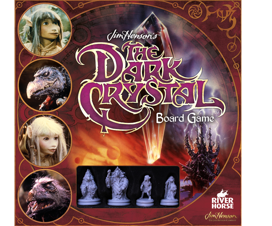 Jim Henson's the Dark Crystal Board Game by River Horse